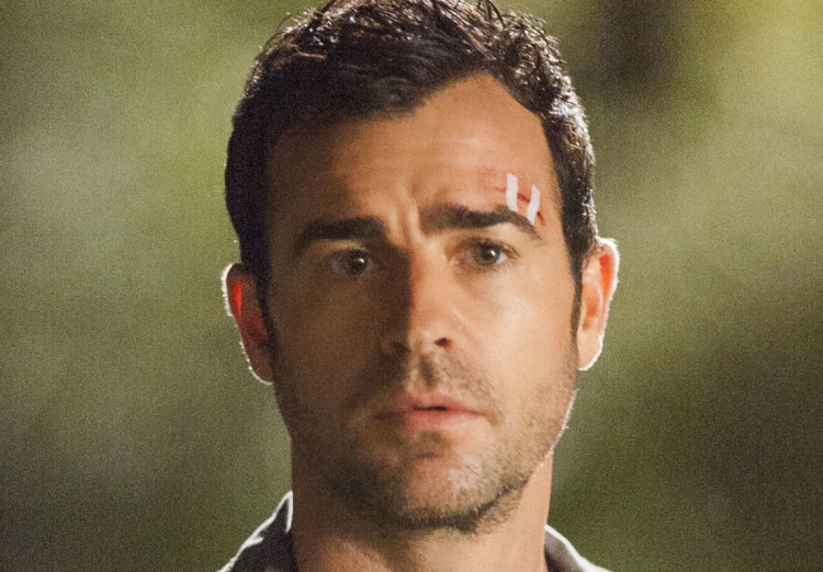Justin Theroux, nude, The Leftovers