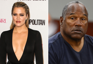 O.J. Simpson Agrees to Take Paternity Test for Khloe... If She Visits Him in Prison