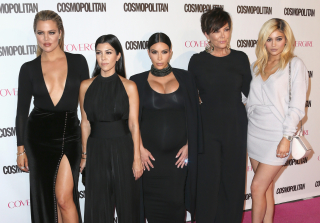How Everyone in the Kardashian Clan Rang in New Year\'s 2016 (PHOTOS)