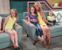 Leah Messer twins