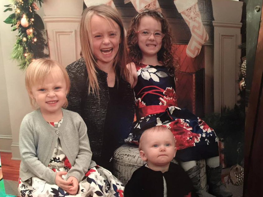 'Teen Mom 2's Leah Messer Shares Adorable Family Holiday