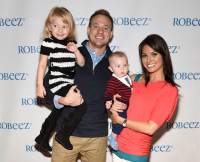 Melissa Rycroft, Tye Strickland, Ava Grace, Beckett Thomas
