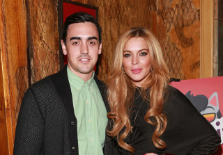 Lindsay Lohan's Brother Michael C. Lohan Was Arrested