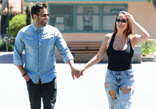 'Shahs of Sunset' Stars Mike and Jessica Divorcing After Less than a Year of Marriage