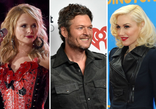 "Miranda Lambert to ""Turn the Tables"" on Gwen Stefani — Report"