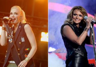 "Miranda Lambert Covers Gwen Stefani's Song ""Spiderwebs"" — Awkward! (VIDEO)"