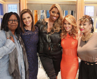 Nene leakes the view