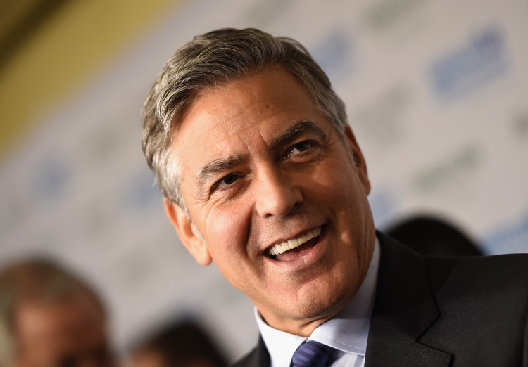 Never Have I Ever, George Clooney