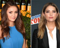 nina dobrev ashley benson baywatch reboot