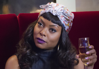 "Taraji P. Henson Blames Her Coldplay, Maroon 5 Mix-Up on ""A Lot of Drinks"""