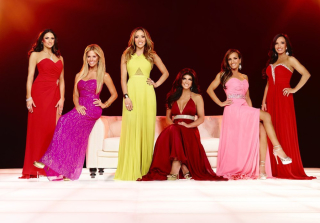 \'Real Housewives of New Jersey\' Season 7: Dina Manzo, Twins Out — Report