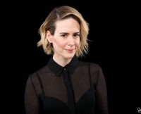 Sarah Paulson, American Horror Story, AOL BUILD