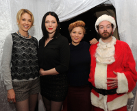 Jenna Elfman, Laura Prepon, Erika Christensen and Danny Masterson
