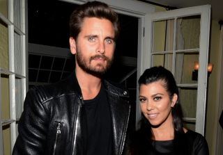 Exes Kourtney Kardashian & Scott Disick Are Secretly Hooking Up — Report