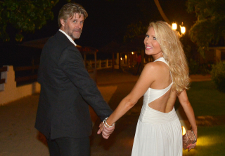 Slade Smiley Surprises Gretchen Rossi For Reality Star's 37th Birthday