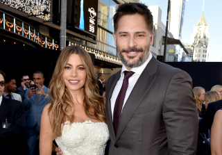 Sofia Vergara Marries 'True Blood' Hunk Joe Manganiello