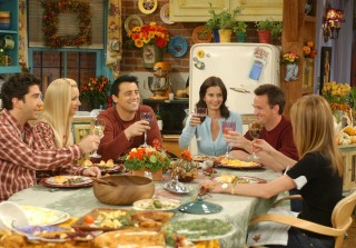 Thanksgiving movies and TV shows, Friends