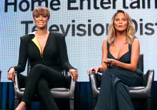 Tyra Banks Quit 'FABLife' Due to Feud With Chrissy Teigen, Producers — Report