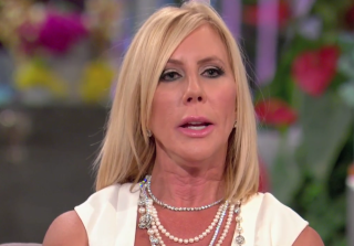 Vicki Gunvalson's 5 Biggest Truth Bombs About Brooks Ayers at 'RHOC' Reunion