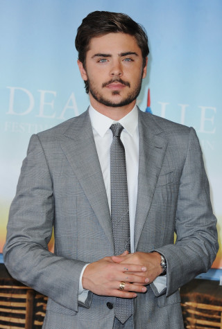 'Charlie St.Cloud' Photocall - 36th Deauville Film Festival