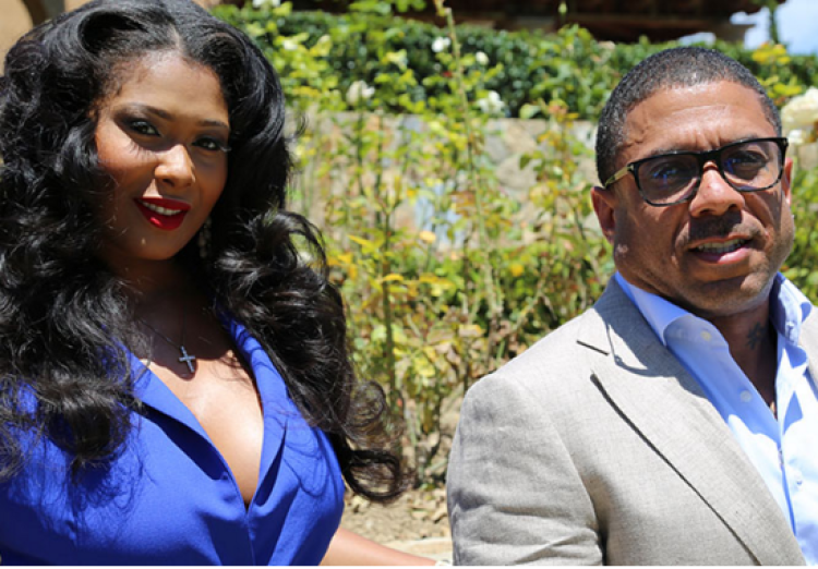 Althea Heart and Benzino on Marriage Boot Camp