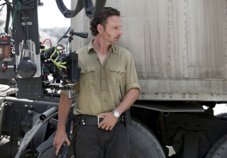 'The Walking Dead' Season 6: Andy Lincoln Defends Richonne Hookup