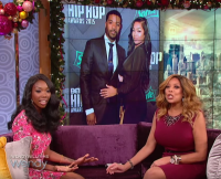 Brandy Chats With Wendy Williams About Ray J