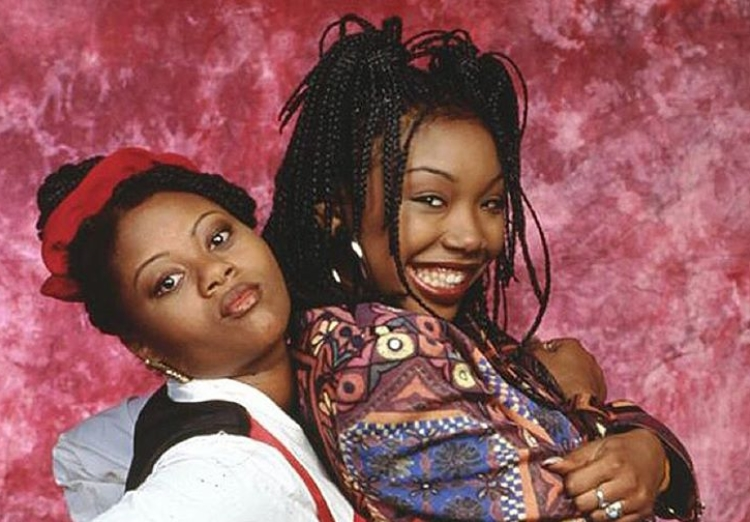 Brandy and Countess Vaughn