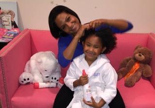 Christina Milian Responds to Criticism Over Daughter\'s \