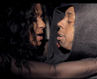 Christina Milian and Lil Wayne %22Do It%22 Video