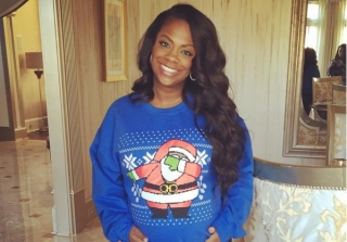 Kandi Burruss Wants Her Pre-Baby Body Back (VIDEO)