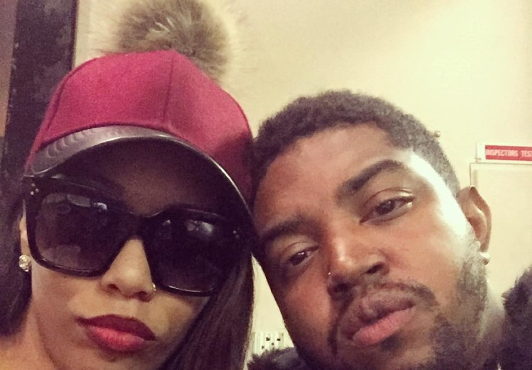 Lil Scrappy and Girlfriend Bambi