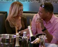 Mariah Lynn Cozies Up to Rich Dollaz