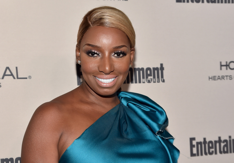Nene Leakes Attends the 2015 Entertainment Weekly Pre-Emmy Party at Fig & Olive Melrose Place on September 18, 2015 in West Hollywood