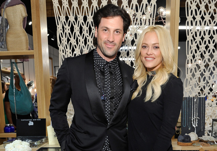 Maksim Chmerkovskiy To Launch Cantamessa Man At the Closet By Sharon Segal And Nina Segal At the Promenade At Westlake