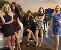Pretty Little Liars Season 6B Poster
