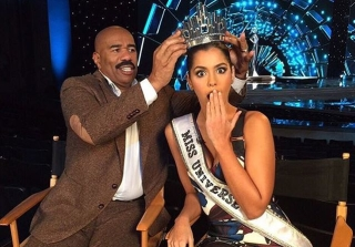 Miss Colombia to Appear on \'The Steve Harvey Show\'