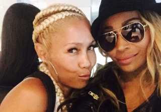 Cynthia Bailey Gives an Update on Tammy McCall Browning & Glen Rice Jr. (VIDEO)