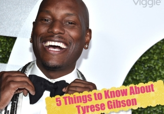 5 Things You Probably Don't Know About Tyrese Gibson (VIDEO)