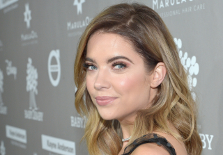 Ashley Benson Goes Brunette — See the New 'Do! (PHOTO)