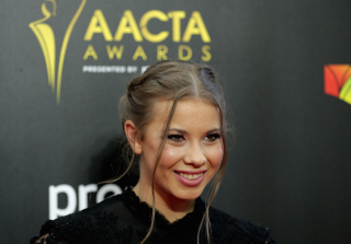 Bindi Irwin and Derek Hough Reunite in Australia!