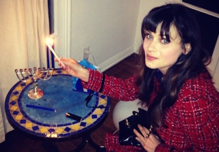 9 Celebrities Celebrating Hanukkah on Social Media (PHOTOS)
