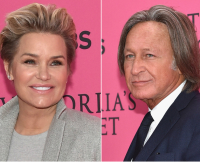 Celebrities who remarried an ex, Yolanda Foster, Mohamed Hadid