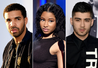 7 Frostiest Celebrity Feuds of 2015: Drake, Nicki, Zayn, & More!