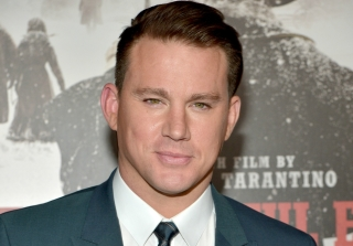 Golden Globes 2016: Channing Tatum\'s Haircut Has the Internet Freaking Out