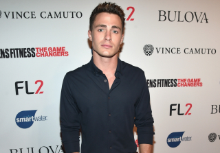 "Colton Haynes Embraces Not So ""Secret Gay Past"" (PHOTO)"