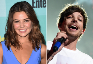 'The Originals' Danielle Campbell Dating One Direction's Louis Tomlinson — Report