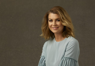 Ellen Pompeo hair, Meredith Grey, Grey's Anatomy Season 12