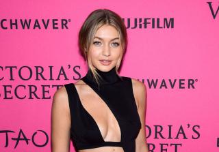 Gigi Hadid Celebrates 21st Birthday in Las Vegas (PHOTOS)
