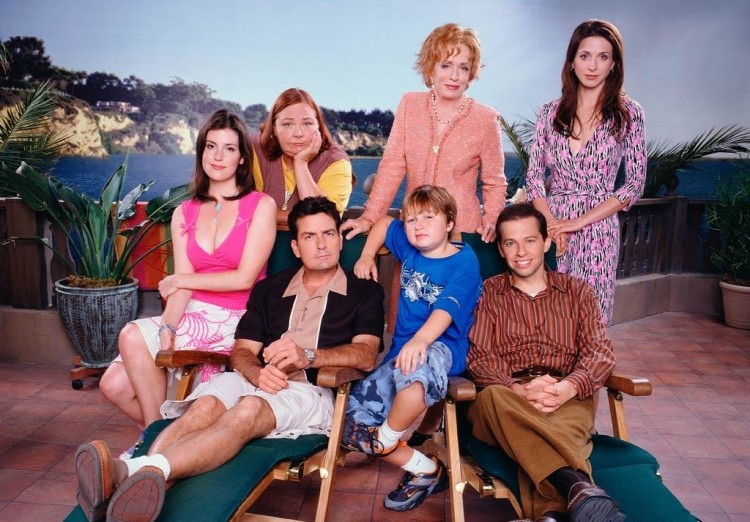 Holland Taylor girlfriend, Two and a Half Men